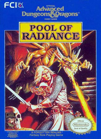 Advanced Dungeons & Dragons - Pool of Radiance