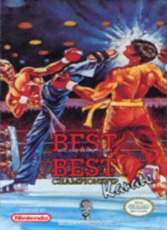 Игра Best of the Best - Championship Karate