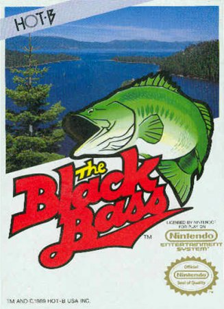 Игра Black Bass USA, The