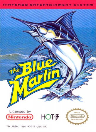 Игра Blue Marlin, The