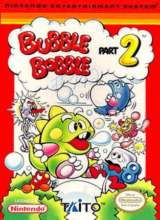 Игра Bubble Bobble Part 2