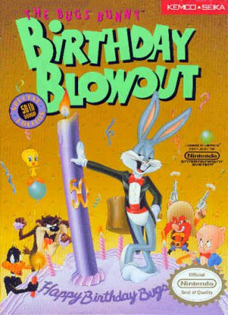 Bugs Bunny Birthday Blowout, The