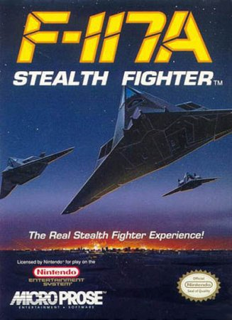 Игра F-117A Stealth Fighter