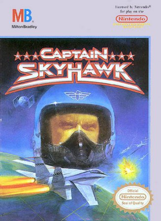 Игра Captain Skyhawk