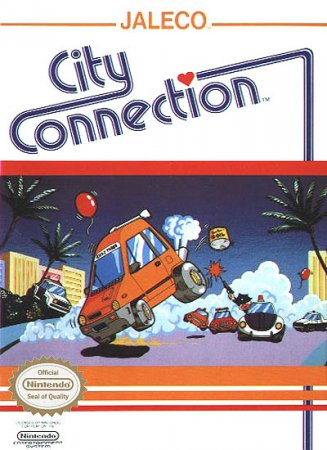 Игра City Connection