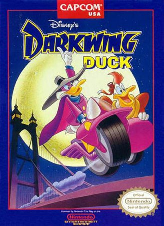 Disney's Darkwing Duck [RUS]