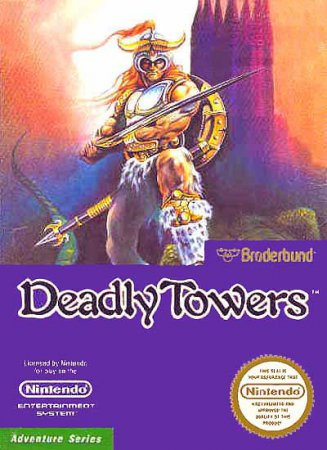 Игра Deadly Towers