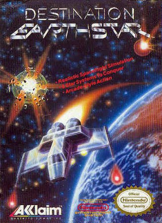 Игра Destination Earthstar [RUS]