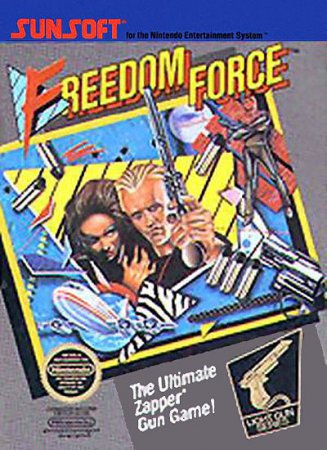 Игра Freedom Force