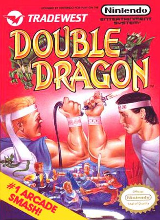 Игра Double Dragon [RUS]