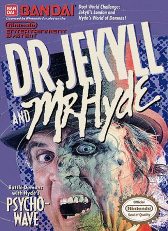 Игра Dr. Jekyll and Mr. Hyde