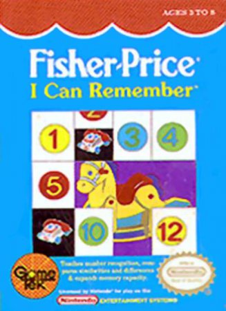 Fisher Price - I Can Remember