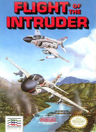Игра Flight of the Intruder