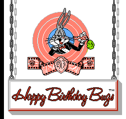Игра Happy Birthday Bugs