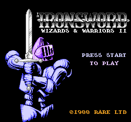 Ironsword - Wizards & Warriors II