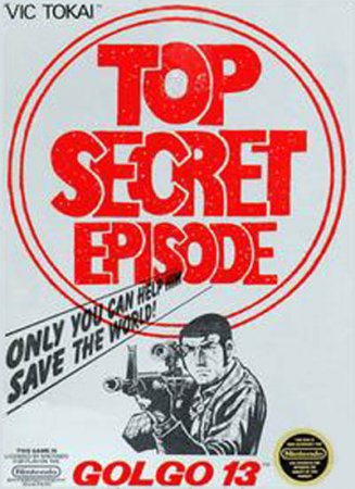 Игра Golgo 13 - Top Secret Episode [RUS]