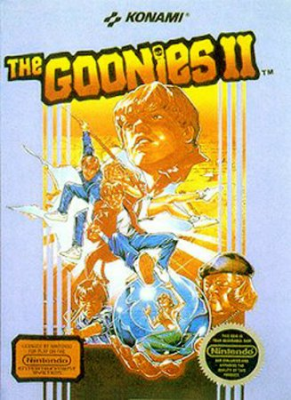 Игра Goonies II, The