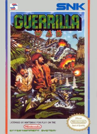 Играть онлайн в Guerrilla War