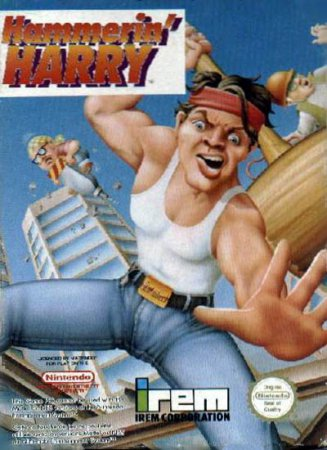 Игра Hammerin' Harry