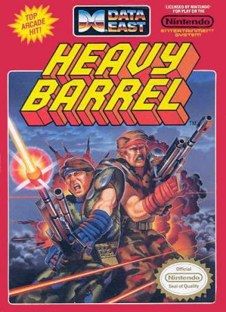 Игра Heavy Barrel