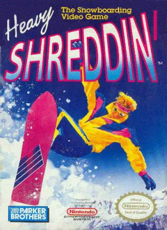 Игра Heavy Shreddin'