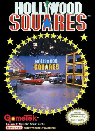 Игра Hollywood Squares