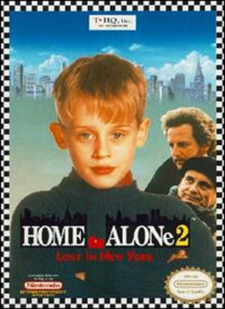 Игра Home Alone 2 - Lost in New York