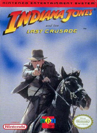 Игра Indiana Jones and the Last Crusade (UBI Soft)