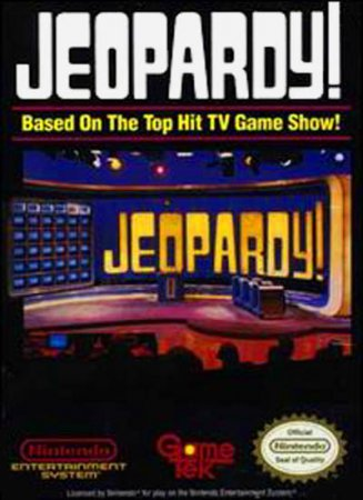 Игра Jeopardy!