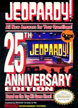 Игра Jeopardy! 25th Silver Anniversary Edition