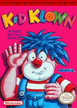 Игра Kid Klown