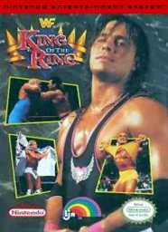 Игра WWF King of the Ring