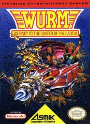 WURM - Journey to the Center of the Earth
