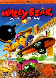 Играть онлайн в Wally Bear & the No Gang