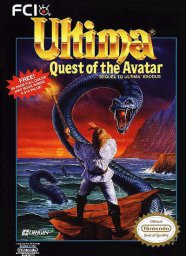 Игра Ultima - Quest of the Avatar