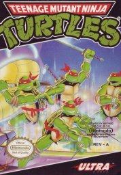 Игра Teenage Mutant Ninja Turtles (RUS)