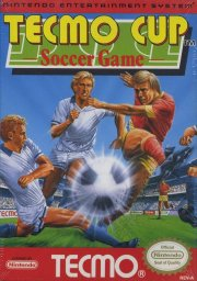 Игра Tecmo Cup - Soccer Game