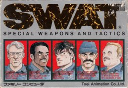 Игра SWAT: Special Weapons and Tactics