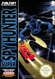 Игра Super Spy Hunter
