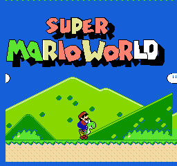 Игра Super Mario World (Unl)