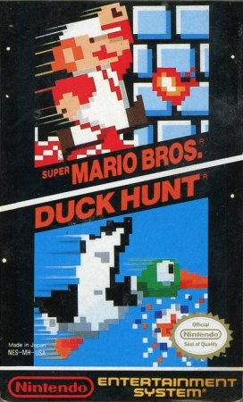 Игра Super Mario Bros. / Duck Hunt (U) [!].nes