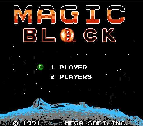 Игра Magic Block