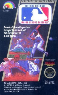 Игра Major League Baseball