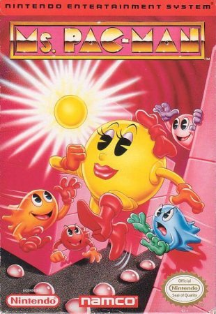 Игра Ms. Pac-Man [RUS]