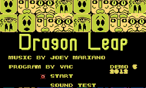 Игра Dragon Leap (Demo)