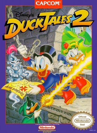 Игра Disney's DuckTales 2 (RUS)