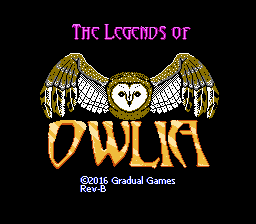 Legends of Owlia, The