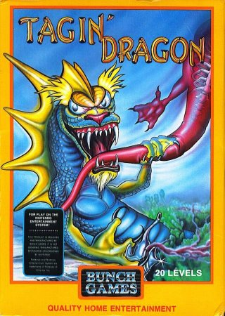 Игра Tagin' Dragon