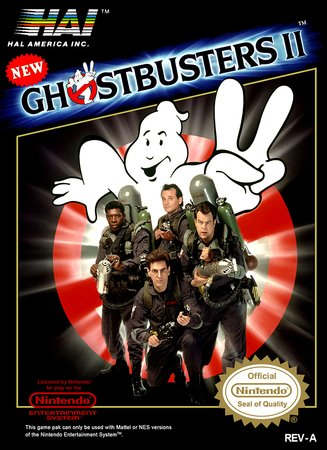 New Ghostbusters II [RUS]