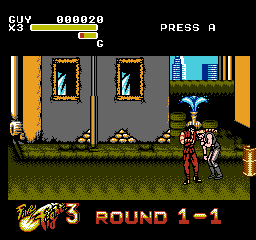 Final Fight 3 (RUS)